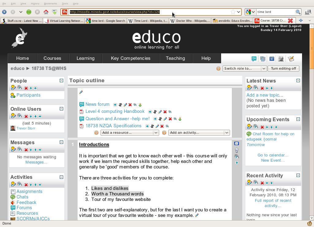 educo screenshot